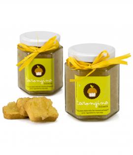Confiture de Citron avec Miel de Fleur d'Oranger