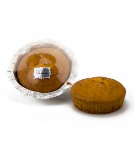 Gâteau à l'Orange avec Perles d'Orange Confite