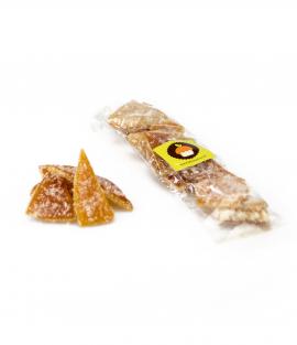Pieles Confitadas de Naranja con Azúcar
