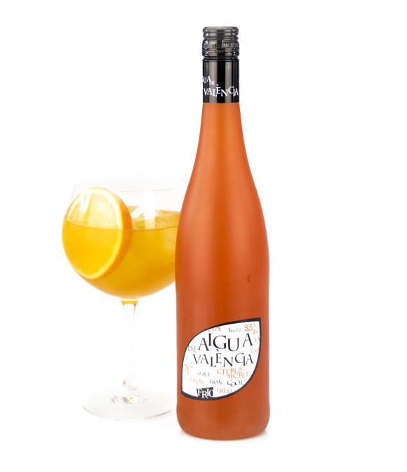 """Cocktail """"Eau-de-Valence"""""""