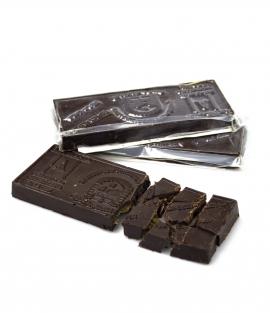 Nougat de Chocolat Noir à l'Orange
